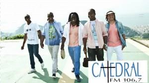 Bossa do Samba no programa Expresso da Saudade, da Rádio Catedral 106,7 FM